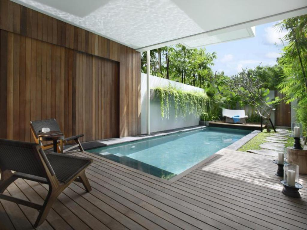 Swimming pool Huu Villas