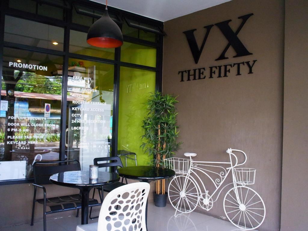 More about VX The Fifty Hostel