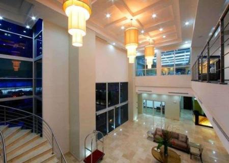 Lobby Clarion Victoria Hotel and Suites Panama Panama City