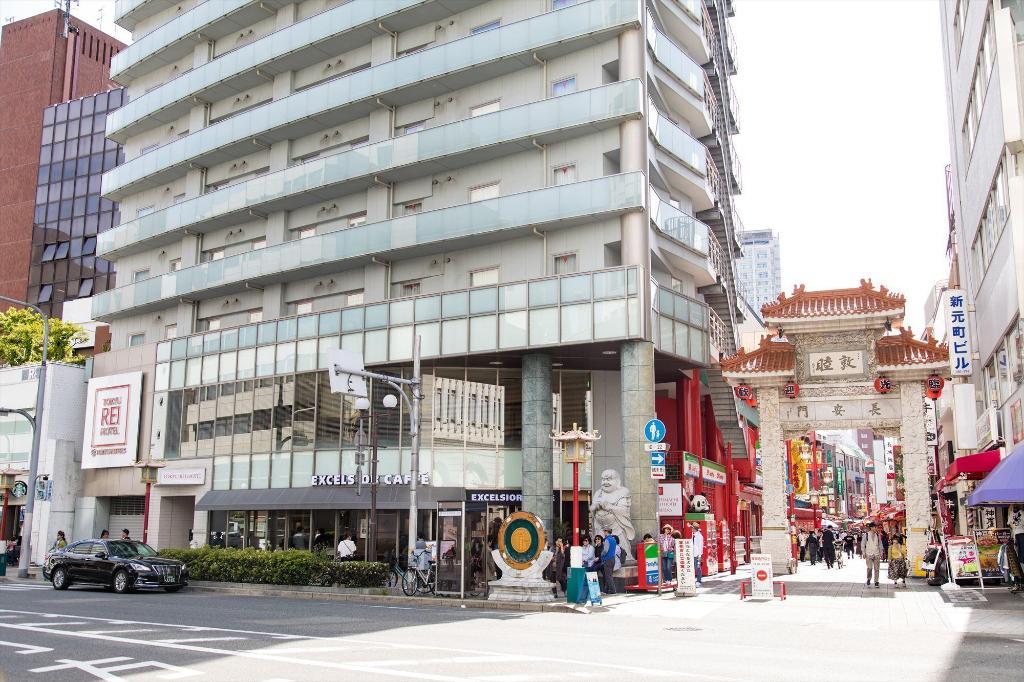 Kobe Motomachi Tokyu REI Hotel in Japan - Room Deals, Photos