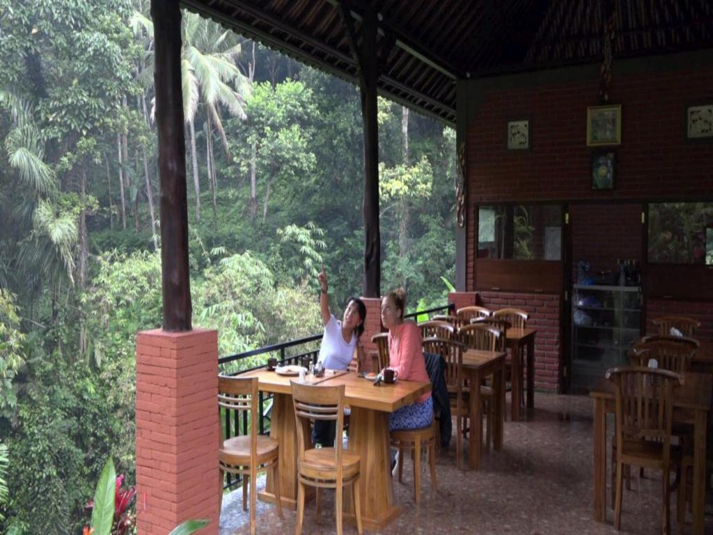 Hành lang Bali Jungle Huts