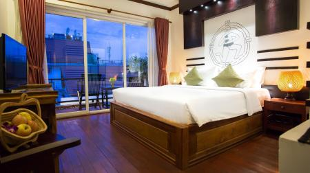 Diamond Superior Double - Guestroom Diamond D'Angkor Boutique