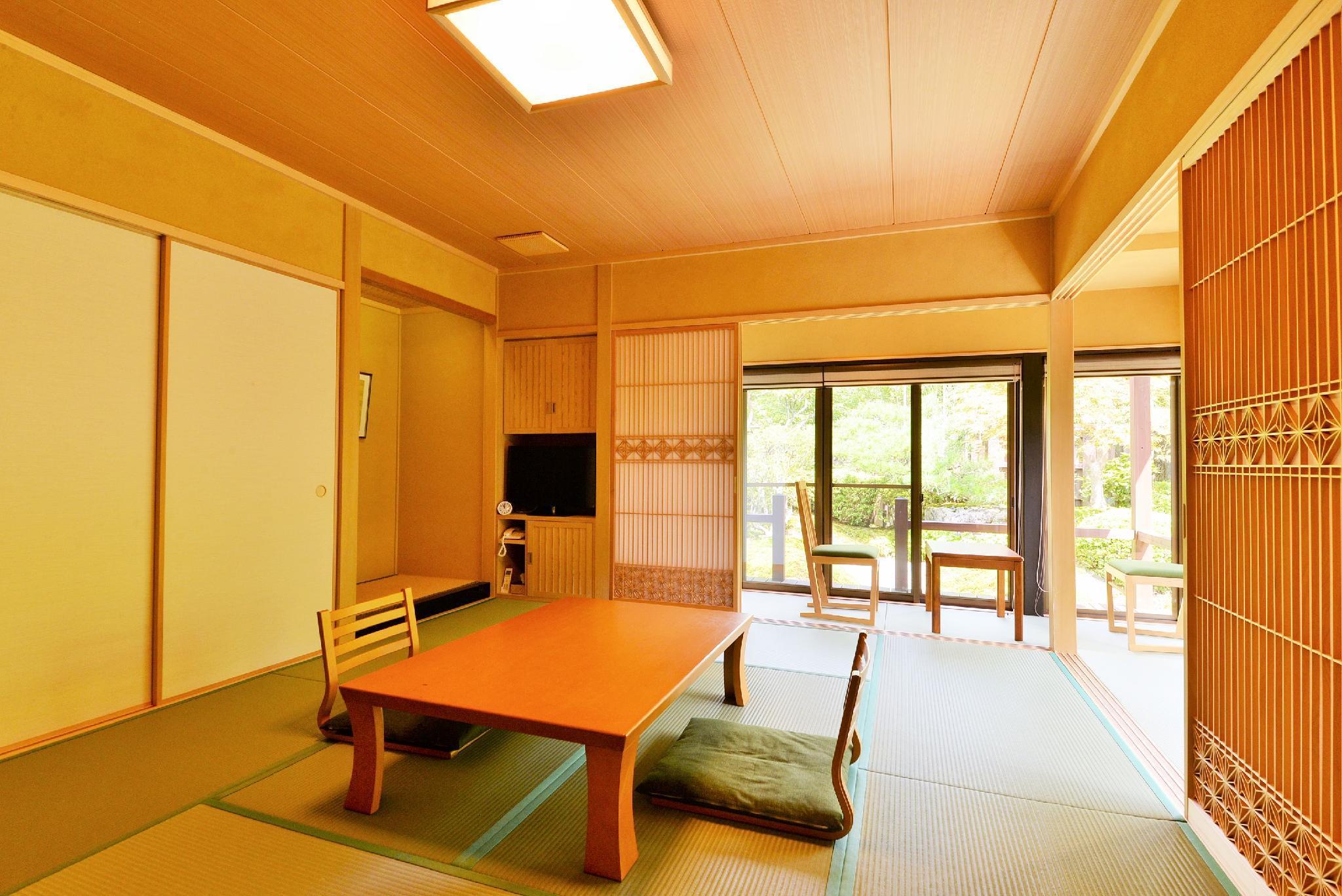 Ohara Onsen Hot Spring Source Restaurant and Ryokan SERYO