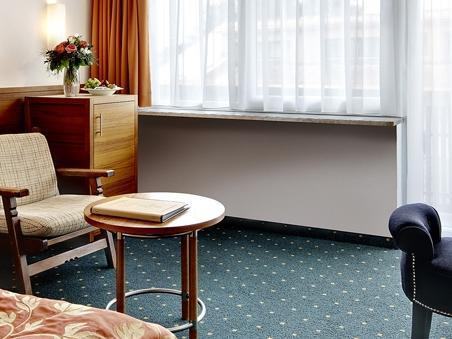 Innsbruck Igls: Hotel Rmerhof - Zimmer & Appartement