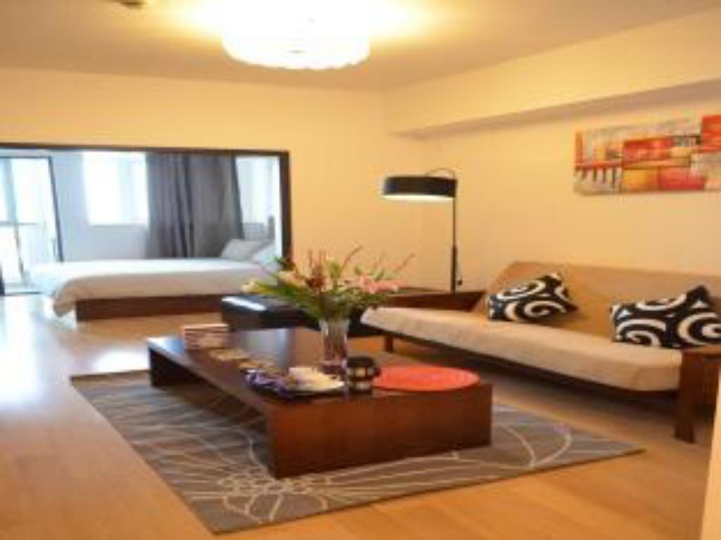 Best Price on Sunland Apartment Shanghai Jiading in Shanghai + Reviews