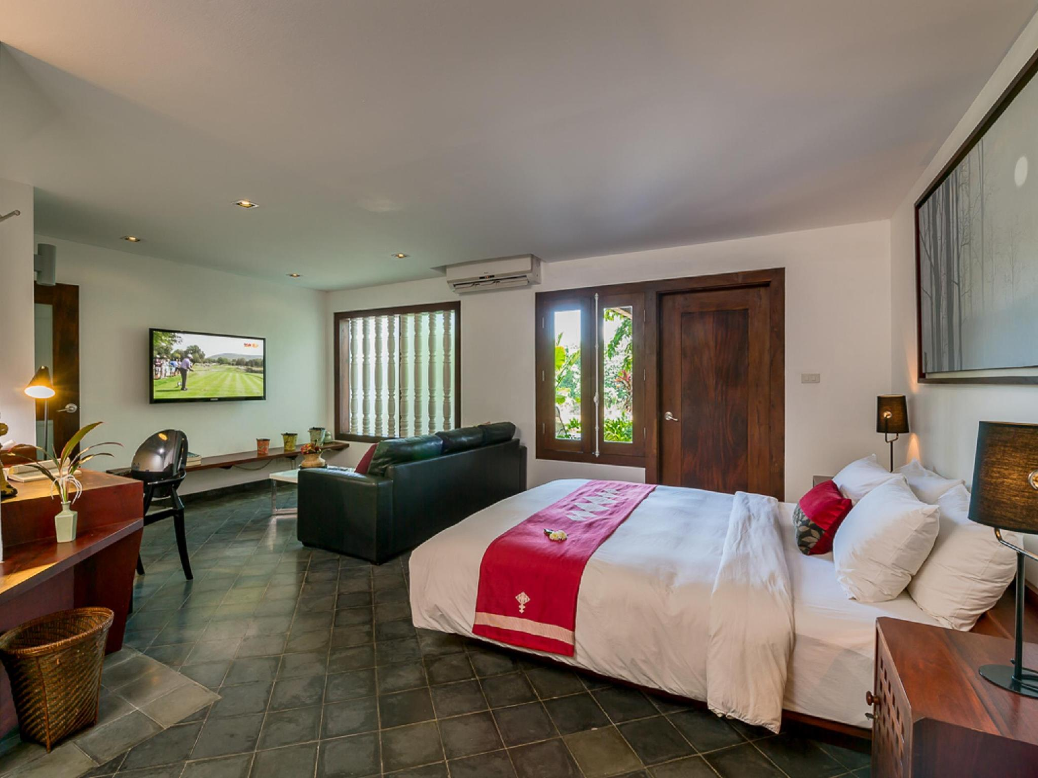 Private Villa Rooms