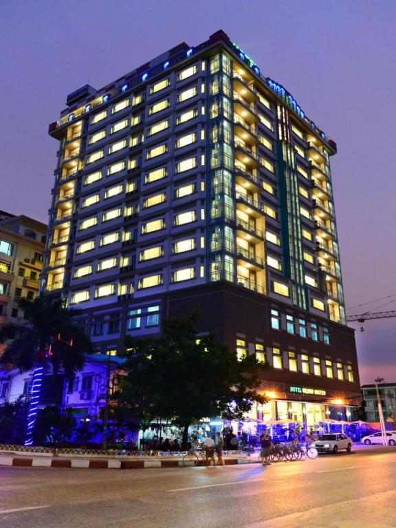 Hotel Grand United Ahlone Branch