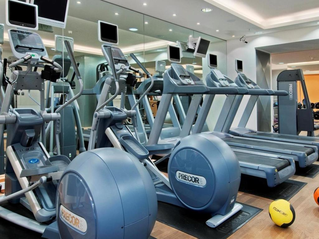 Meeting and event spaces at hilton austria hotels vienna and - Fitness Center