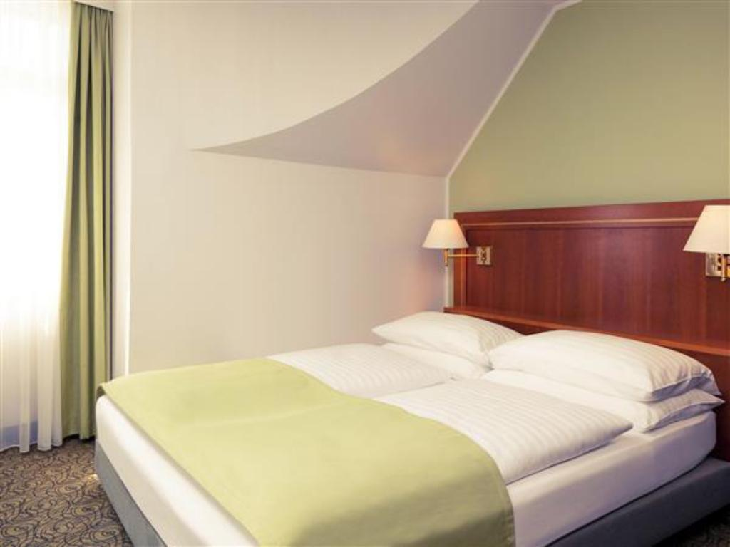 Standard Room With One Single Bed Mercure Wien Westbahnhof Hotel