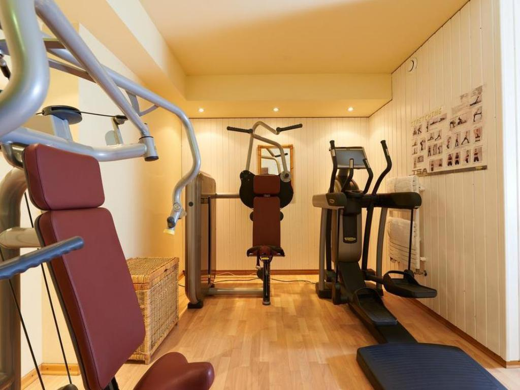 Fitness center Starlight Suiten Hotel Salzgries