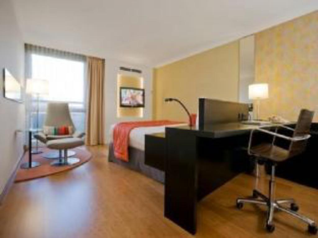 Superior Holiday Inn Hotel Brussels Airport