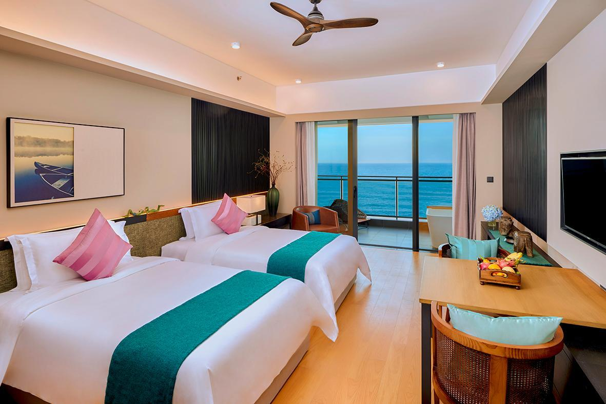Ocean View Room with 2 Single Beds (2 Twin Ocean View)
