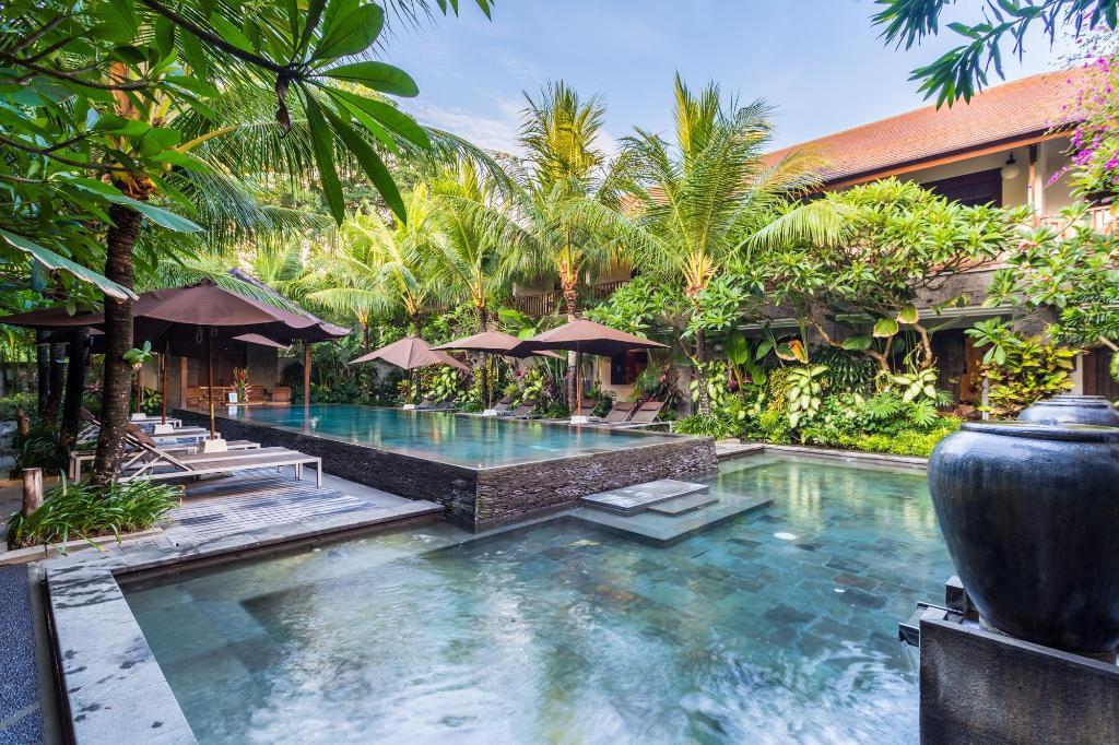 Das kejora suites designer boutique hotel in bali buchen for Upscale boutique hotel