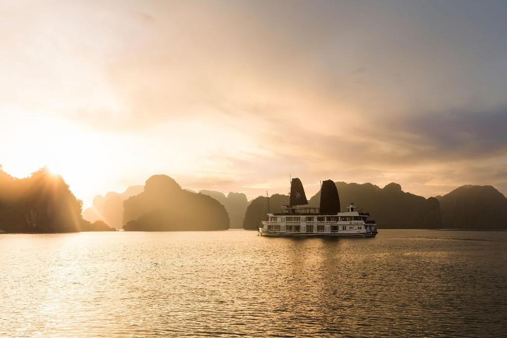 More about Halong Glory Legend Cruise