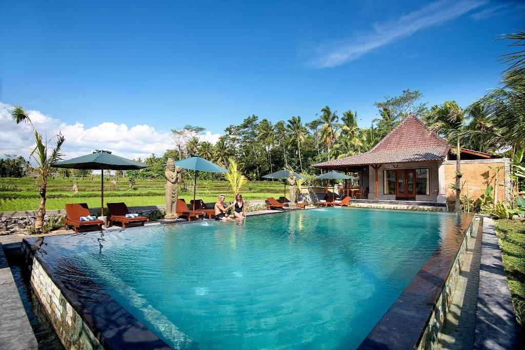 Pajar House Ubud Guesthouse Bed And Breakfast Bali Deals Photos Reviews