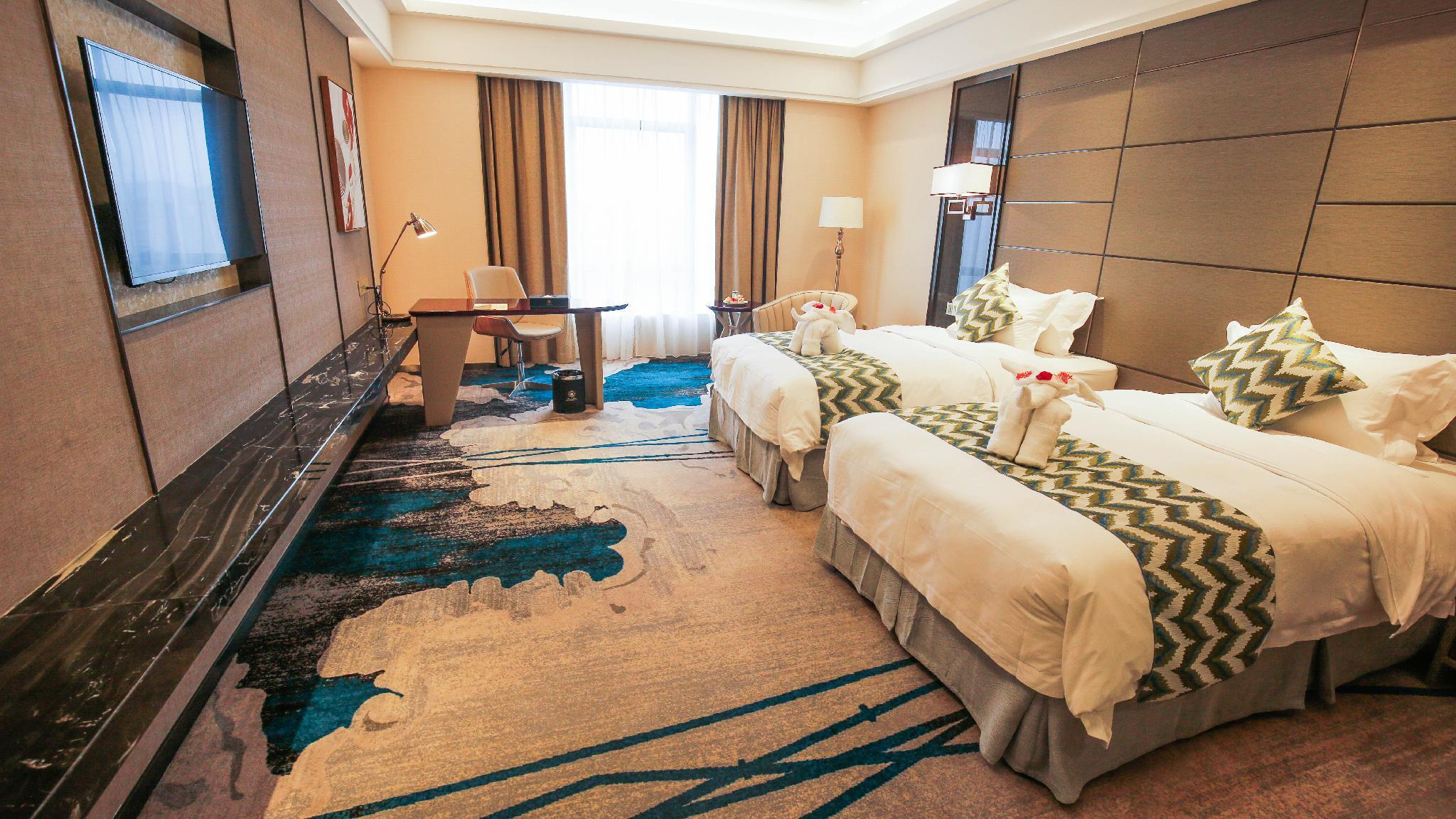 Deluxe River View Room with Twin Bed (Deluxe River View Room Twin)
