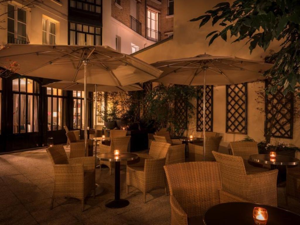 Hotel De La Motte Picquet Paris France