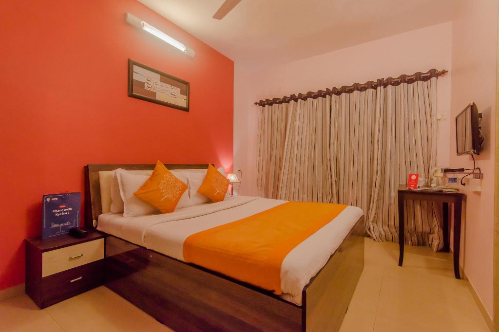 Classic Double or Twin - Bed OYO 10053 Apartment Powai