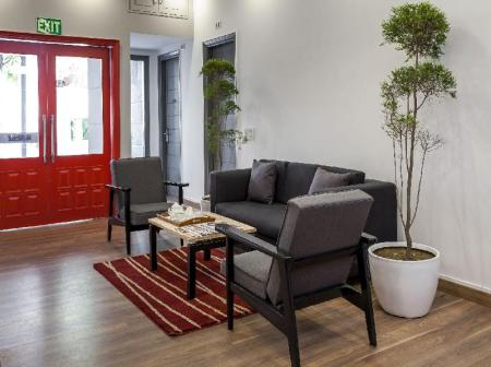 Lobby OYO Townhouse 010 East of Kailash