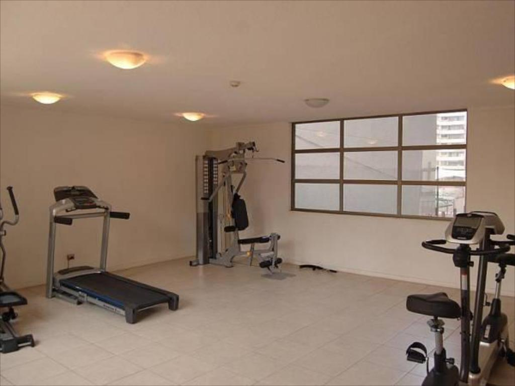 Fitness center Recife Apartments