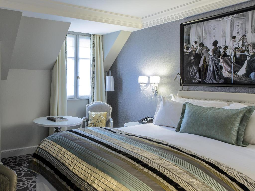 sofitel paris le faubourg hotel france from 428. Black Bedroom Furniture Sets. Home Design Ideas