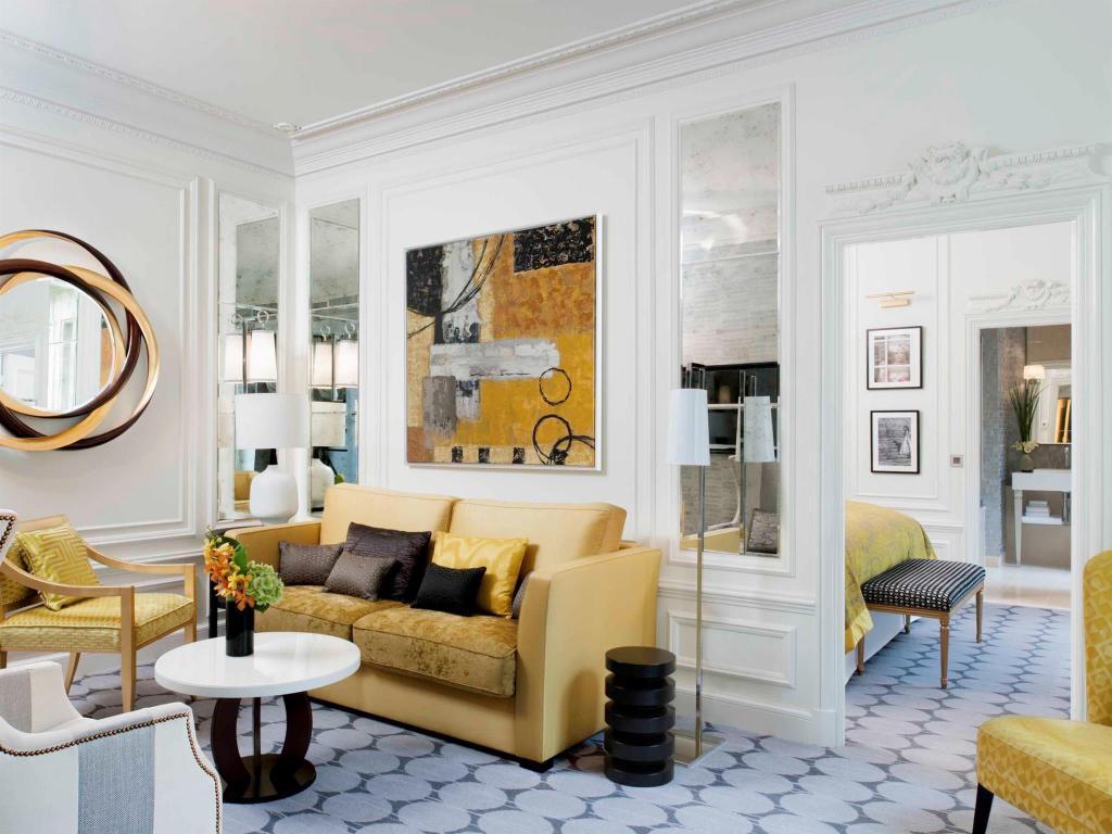 Sofitel Paris Le Faubourg Hotel In France Room Deals