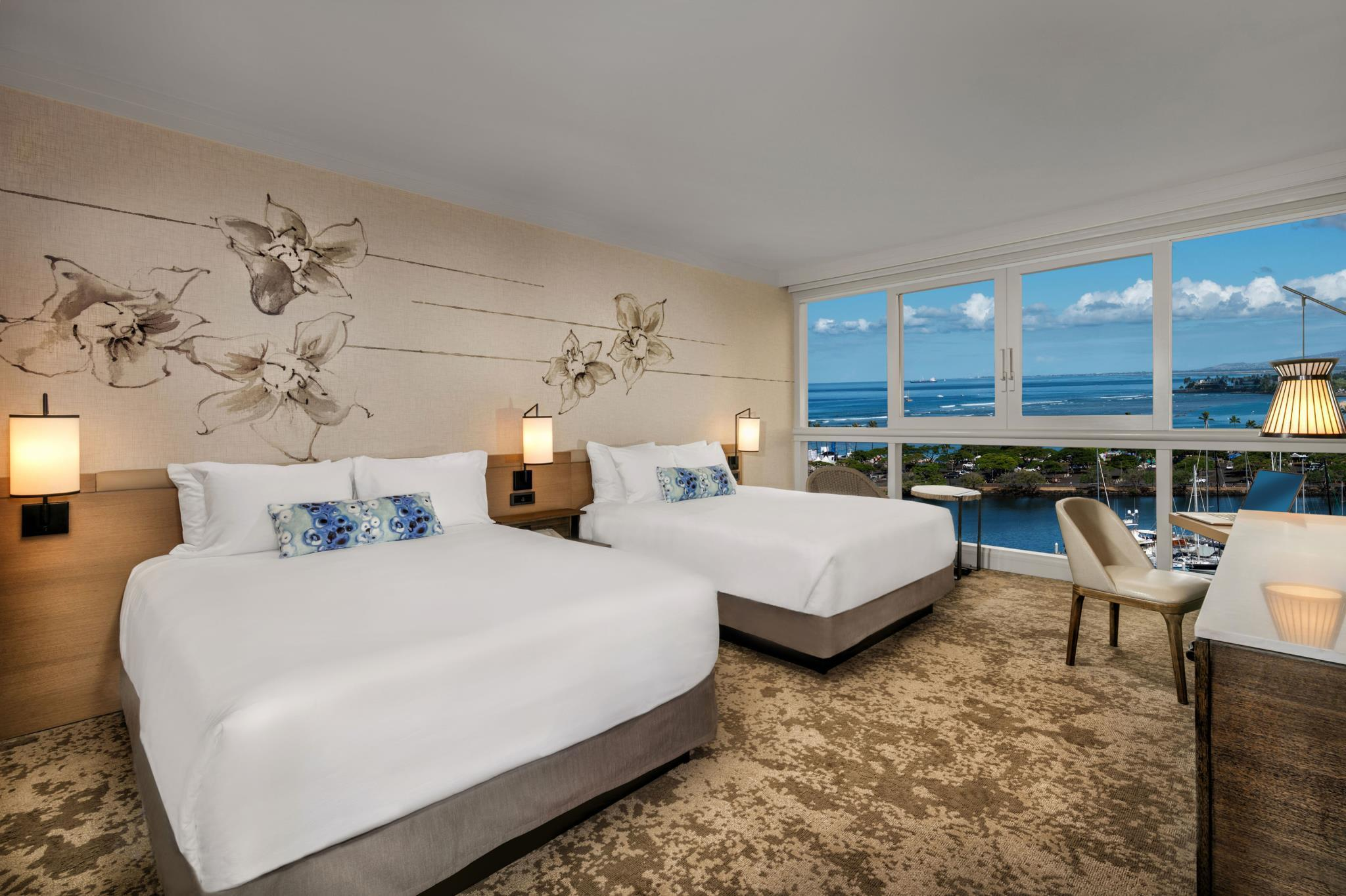 2-Bedroom Oceanfront Suite
