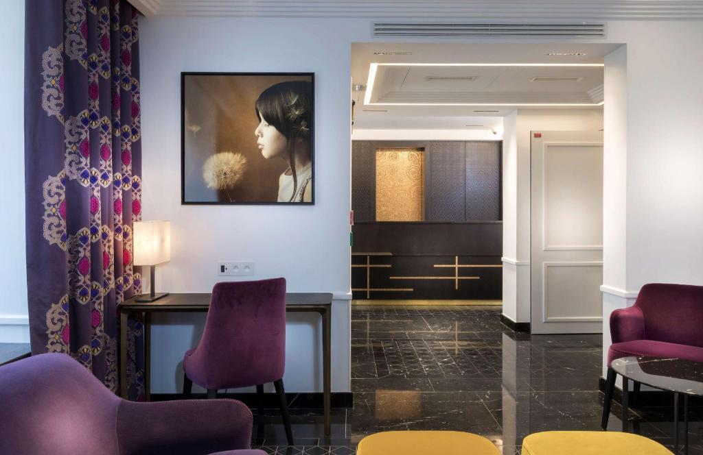 Hotel Vendome Opera, Parigi | Da 143 € | Offerte Agoda