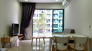 UNIV 360 Place, Luxurious Apartment with Pool View