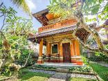 Best 2 BDR Bungalows at Monkey Forest Ubud