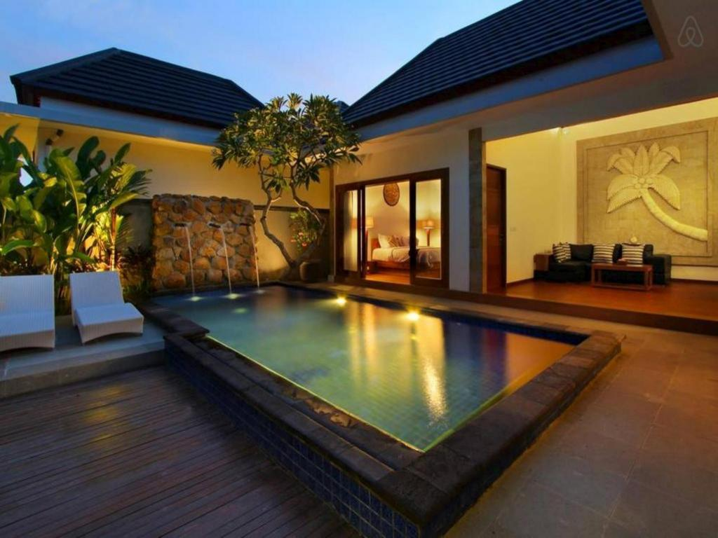 2 BDR Luxury Villas in Seminyak Area