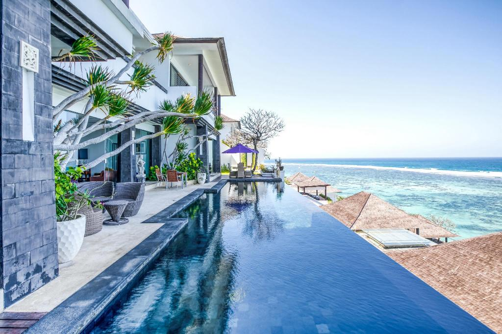 Luxury Clifftop Ocean View Villa 3 By Bukit Vista Bali Offers Free Cancellation 2021 Price Lists Reviews