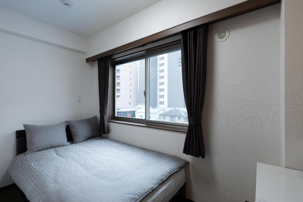 9m² 1 slaapkamer, 1 privé badkamer Appartement in Shinsaibashi (Hotel It's on  shinsaibashi East[Licensed] *22*)