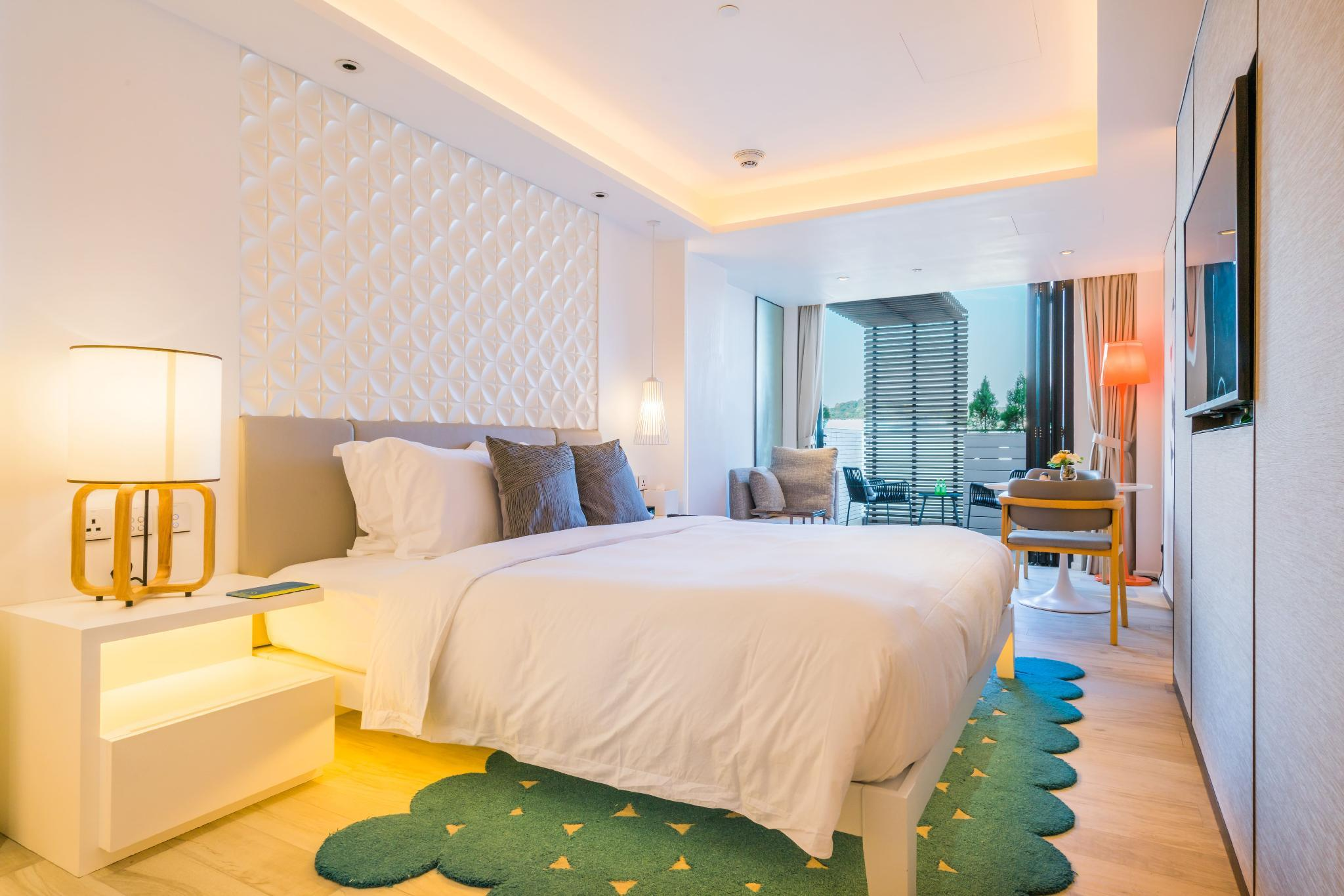 Phòng Deluxe sân thượng (Deluxe Terrace Room)