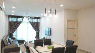 1Medini 2 Bedroom(WIFI/HYPP TV)