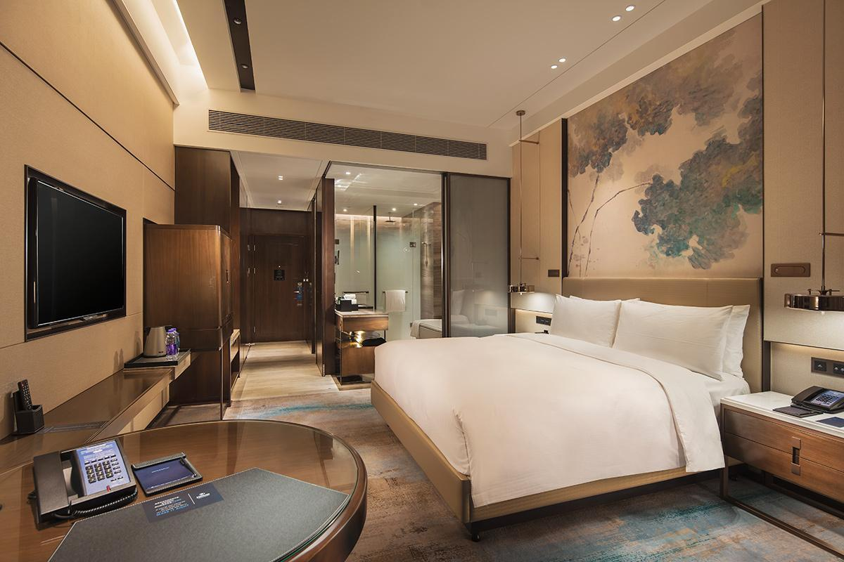 King Deluxe Room High Floor