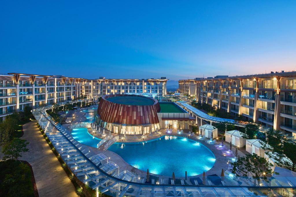 Exterior view Jeju Shinhwa World Marriott Resort