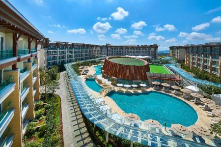 Swimming pool [outdoor] Jeju Shinhwa World Marriott Resort