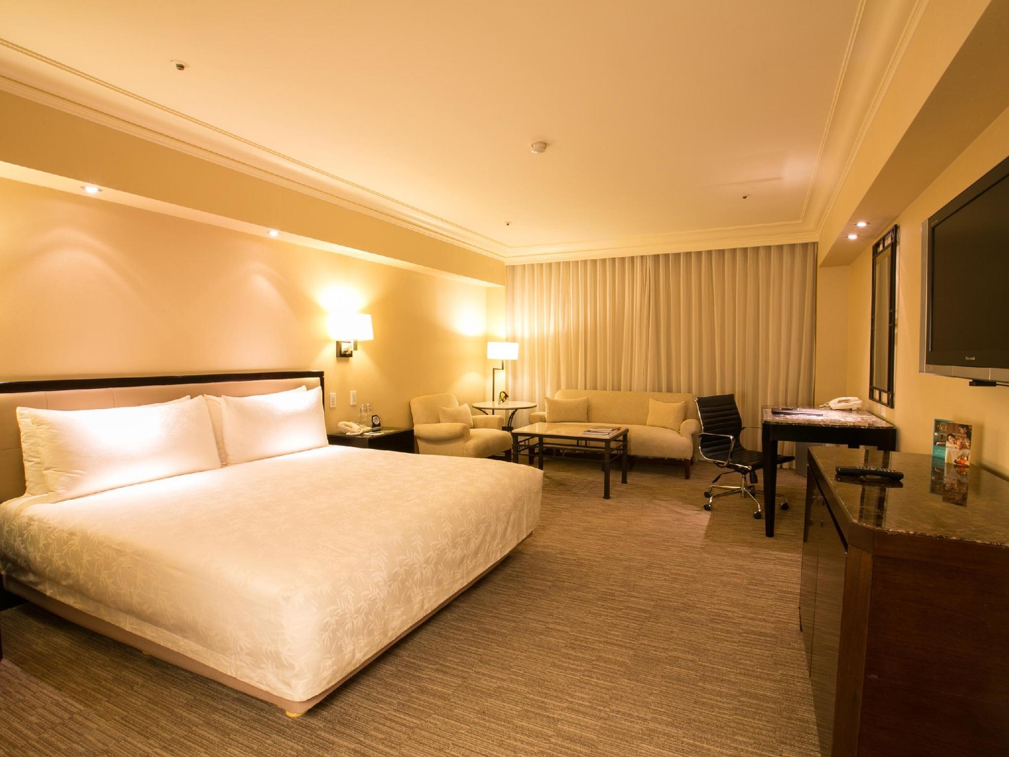 Executive Room - Executive Lounge Benefits