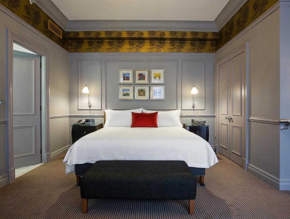 The Caledonian A Waldorf Astoria Hotel In Edinburgh