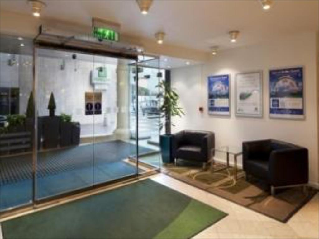 Лоби Holiday Inn Birmingham City