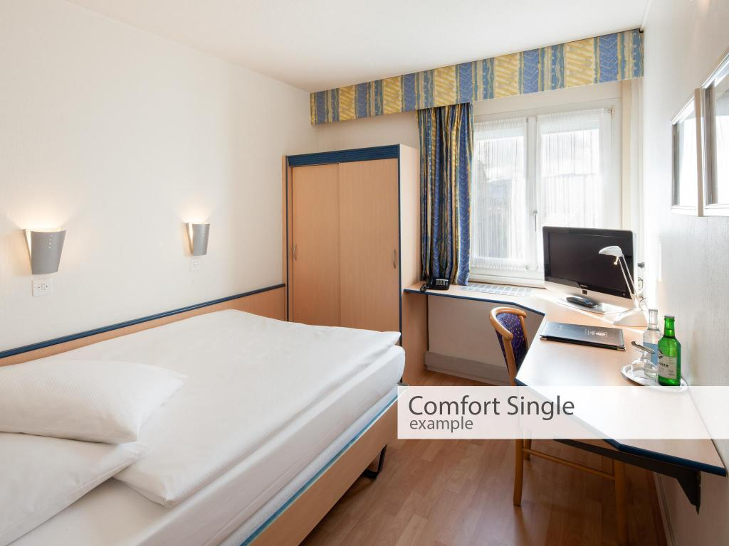 Comfort Single Room - Guestroom Comfort Hotel Royal