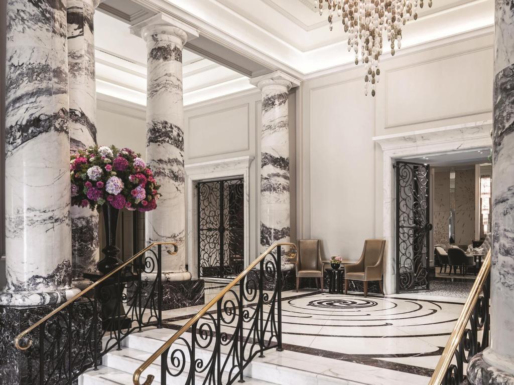 Lobby The Langham London Hotel