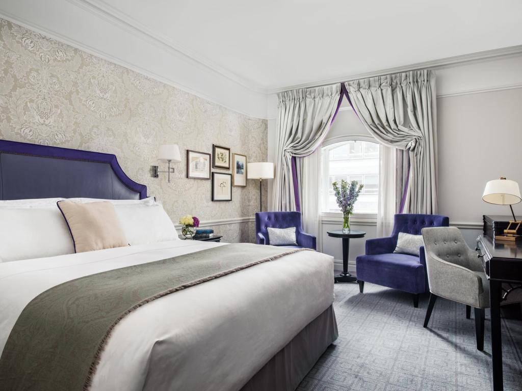 More about The Langham London Hotel