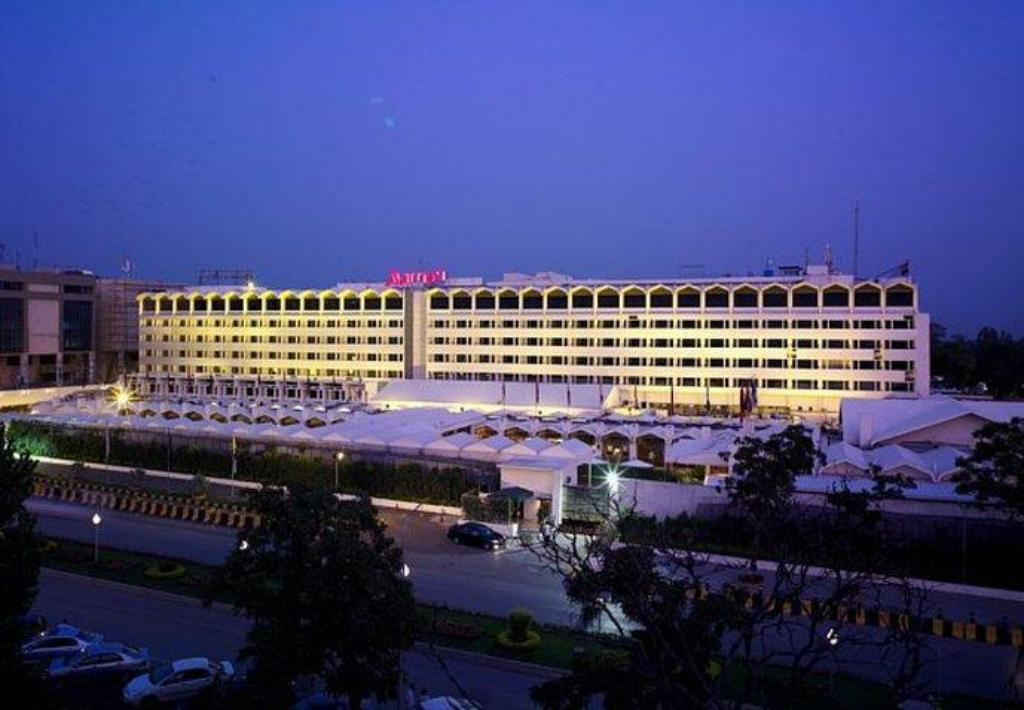 Islamabad Marriott Hotel in Pakistan - Room Deals, Photos