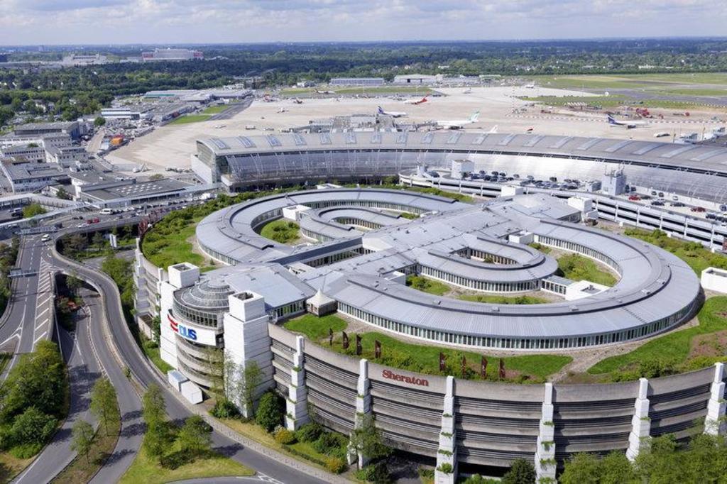 Book Sheraton Duesseldorf Airport Hotel (Dusseldorf) - 2019 PRICES on