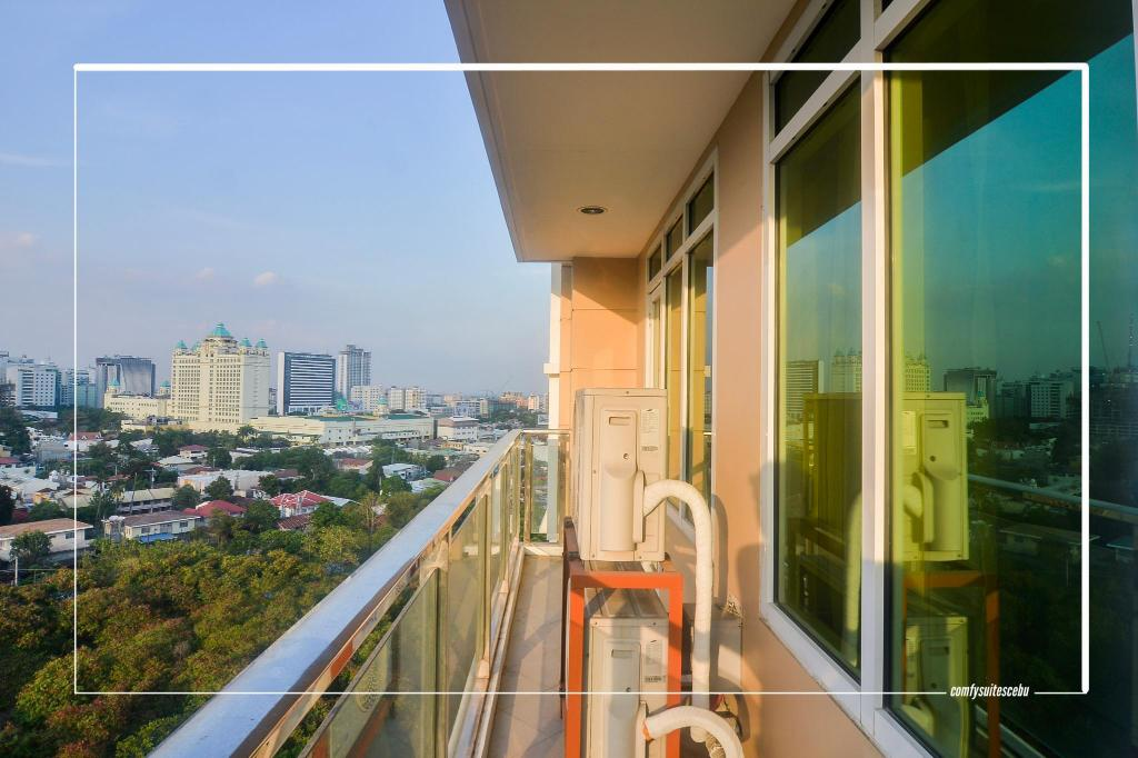 60m² 1 slaapkamer, 1 privé badkamer Appartement in Cebu City (A2 - Spacoius & Clean 1 Bedroom near Ayala Mall)