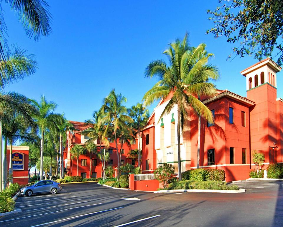 best western plus palm beach gardens hotel suites and conference center in palm beach gardens