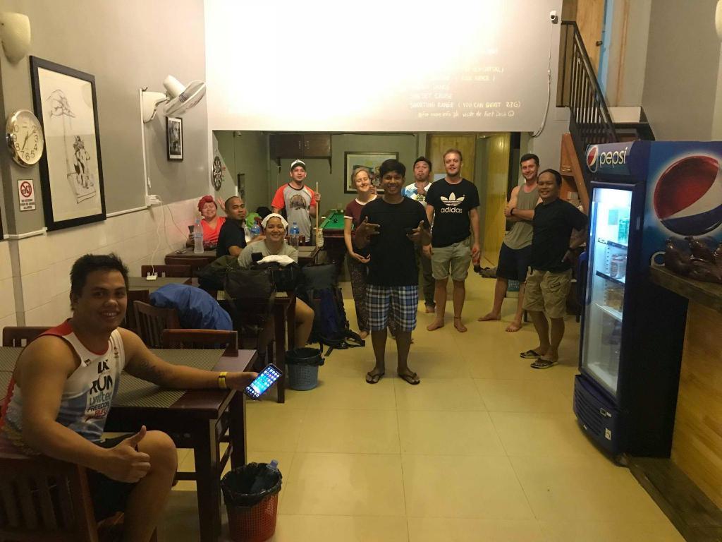 Pu Rock Hostel in Phnom Penh - Room Deals, Photos & Reviews