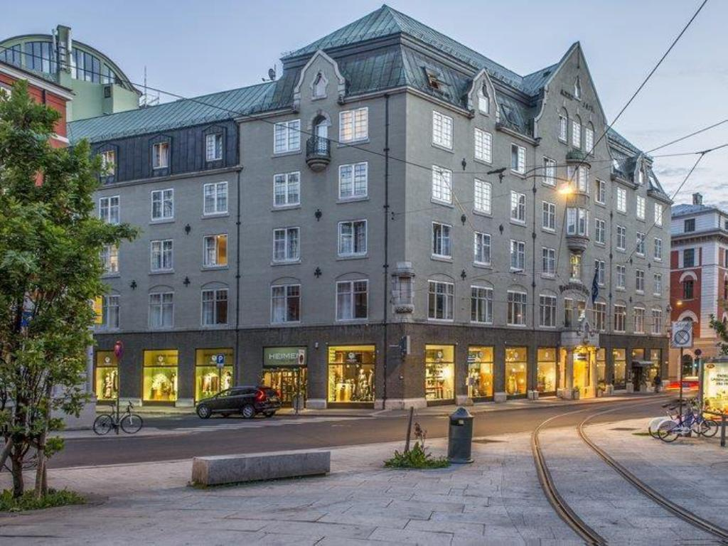 More about Hotell Bondeheimen